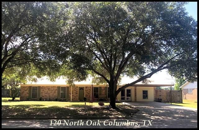 120 N Oak Drive, Columbus, TX 78934 (MLS #20490024) :: The Bly Team