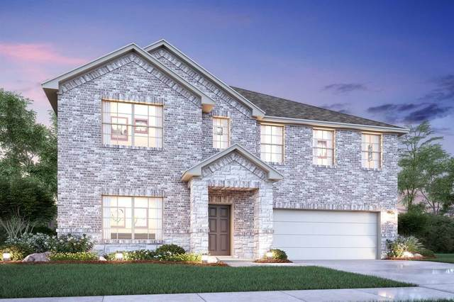 21506 Safrano Street, Tomball, TX 77377 (MLS #20490329) :: The SOLD by George Team