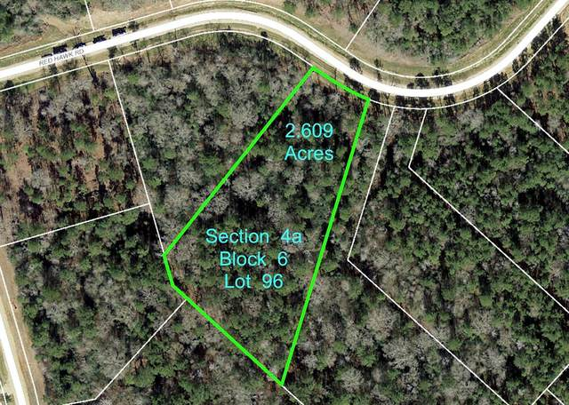 4a-6-96 Red Hawk Road, Huntsville, TX 77340 (MLS #20492317) :: The Bly Team