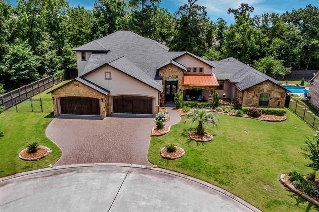 24918 Thorton Knolls Drive, Spring, TX 77389 (MLS #20508612) :: The Wendy Sherman Team
