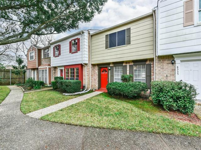 8333 Nairn Street, Houston, TX 77074 (MLS #20513802) :: Giorgi Real Estate Group