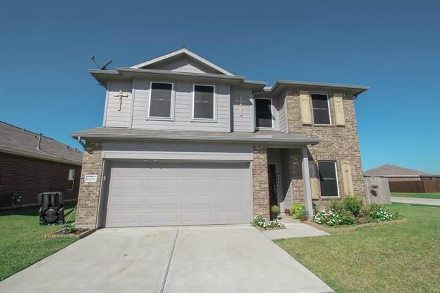 8206 Quartz Lane, Texas City, TX 77591 (MLS #20523038) :: The Home Branch