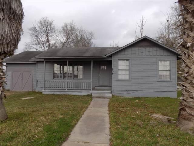 208 W Jefferson, Trinity, TX 75862 (MLS #20528929) :: The Sansone Group