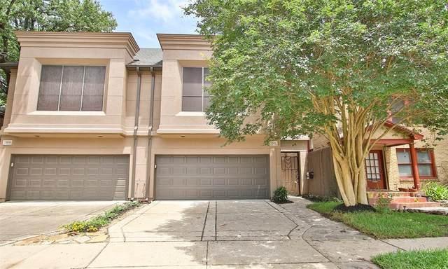 1707 Park Street, Houston, TX 77019 (MLS #20533344) :: Keller Williams Realty