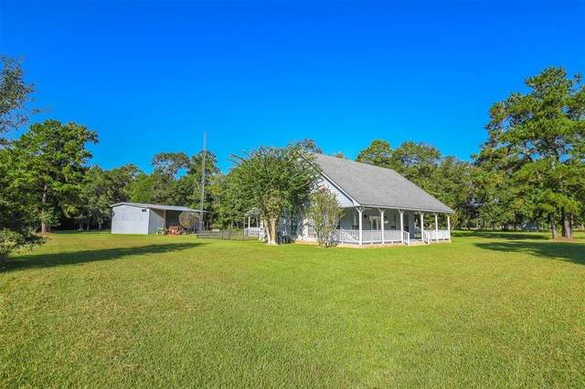 926 County Road 2189 Road, Cleveland, TX 77327 (MLS #2054128) :: The Home Branch