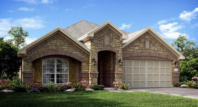 9010 Lost Castle Way, Cypress, TX 77433 (MLS #20552825) :: The Parodi Team at Realty Associates