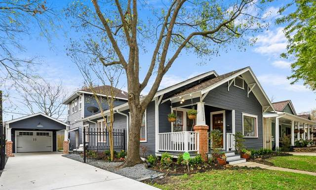 1112 W Cottage Street, Houston, TX 77009 (MLS #20553877) :: The Sansone Group