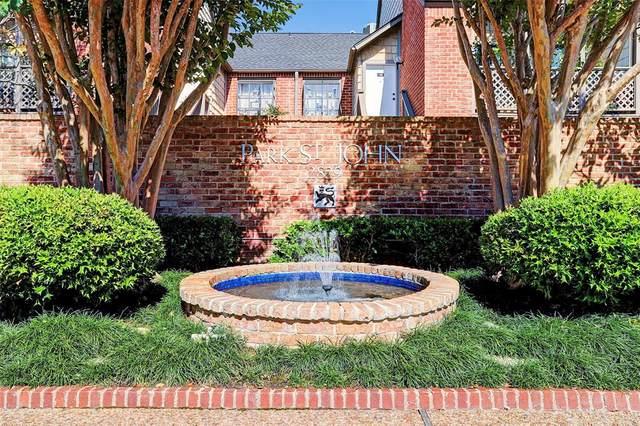 2829 Timmons Lane #223, Houston, TX 77027 (MLS #20557123) :: Green Residential