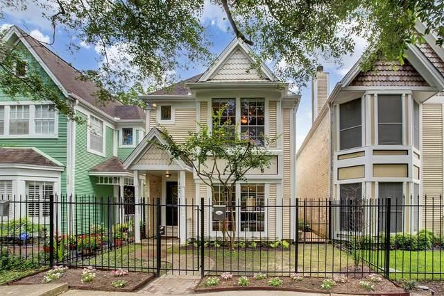 122 E 13th Street, Houston, TX 77008 (MLS #20569548) :: Keller Williams Realty