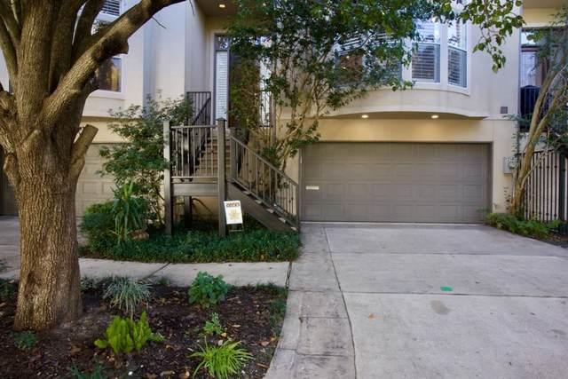 1219 Harold Street, Houston, TX 77006 (MLS #20582541) :: Caskey Realty