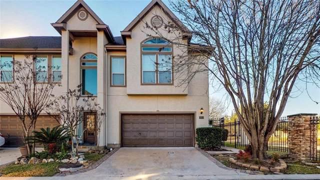 1402 Baldwin Square Drive, Houston, TX 77077 (MLS #20582682) :: The Jill Smith Team