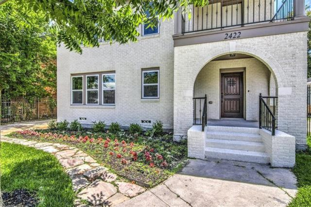 2422 Truxillo Street, Houston, TX 77004 (MLS #20586946) :: The SOLD by George Team