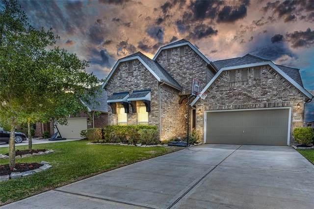 2219 Dama Drive, Rosenberg, TX 77471 (MLS #20586996) :: Connect Realty