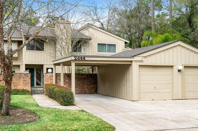 2444 W Settlers Way, The Woodlands, TX 77380 (MLS #20591345) :: Connect Realty
