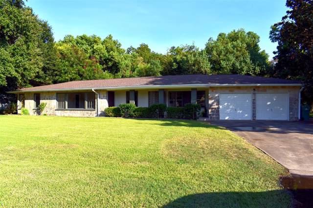 2703 Magnolia Drive, La Marque, TX 77568 (MLS #20591545) :: The Parodi Team at Realty Associates