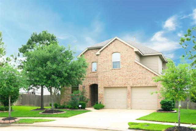 8219 Caldera Lane, Cypress, TX 77433 (MLS #20602511) :: The Heyl Group at Keller Williams