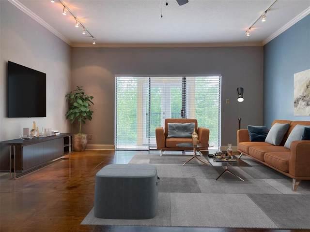 2400 N Braeswood Boulevard #306, Houston, TX 77030 (MLS #20606158) :: Connect Realty
