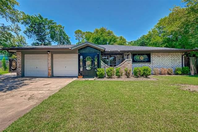 9302 Railton Court, Houston, TX 77080 (MLS #20608253) :: The Property Guys