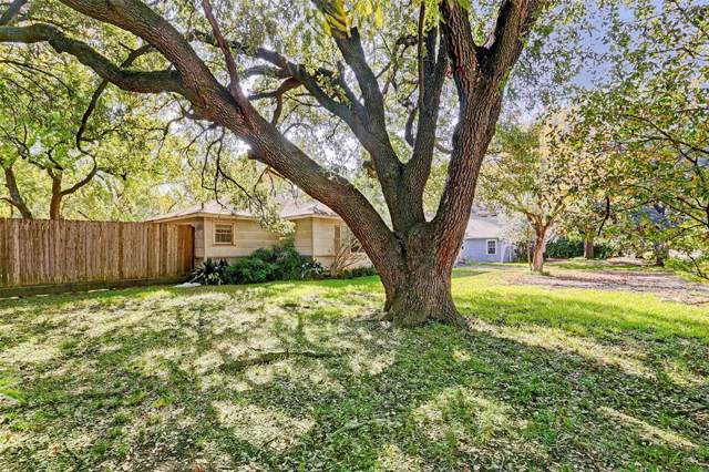 4701 Bellview Street, Bellaire, TX 77401 (MLS #20608769) :: The SOLD by George Team