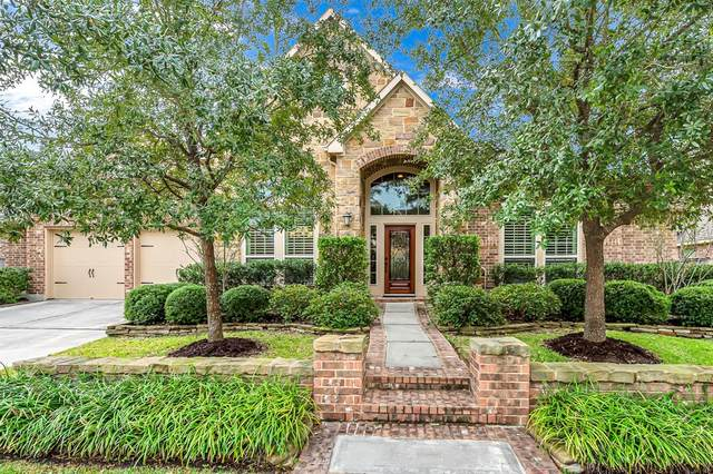 19407 Shady Loch Lane, Cypress, TX 77433 (MLS #20618191) :: The Andrea Curran Team powered by Compass