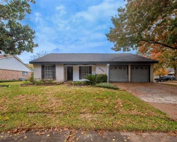 9250 Theysen Drive, Houston, TX 77080 (MLS #20624064) :: Texas Home Shop Realty