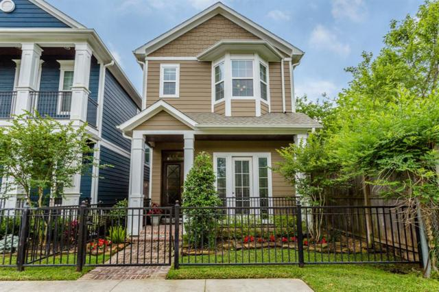 444 W 26th Street, Houston, TX 77008 (MLS #20636065) :: Giorgi Real Estate Group
