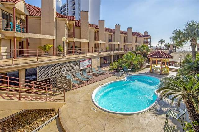 7312 Seawall Boulevard #107, Galveston, TX 77551 (MLS #2063631) :: My BCS Home Real Estate Group