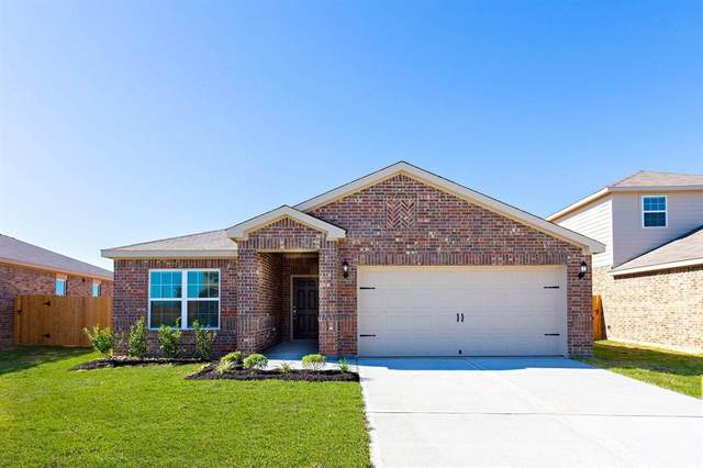 373 Stone Gage Drive, Katy, TX 77493 (MLS #20639087) :: The Bly Team