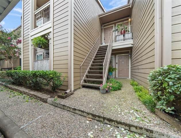 1860 White Oak Drive #239, Houston, TX 77009 (MLS #20643844) :: Connect Realty