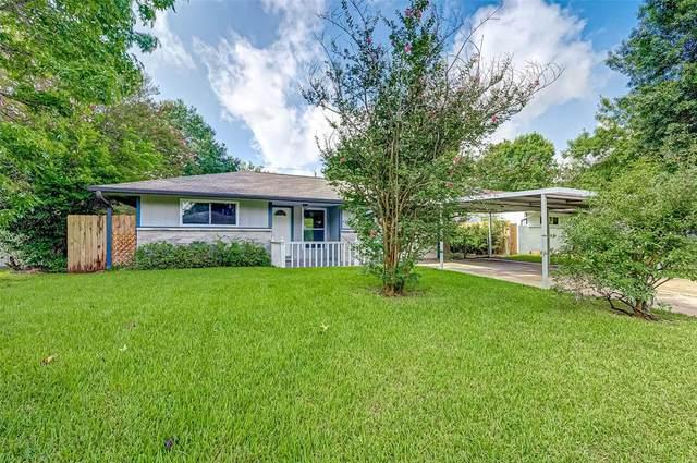 5807 Nina Lee Lane, Houston, TX 77092 (MLS #20659475) :: The Home Branch