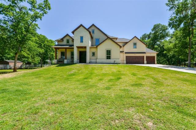 36615 Stirrup Road, Simonton, TX 77476 (MLS #20661932) :: Texas Home Shop Realty