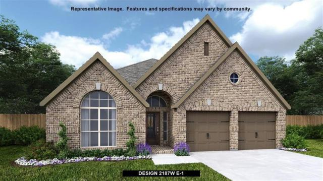 2997 Woodson Terrace Lane, Pearland, TX 77584 (MLS #20666069) :: The SOLD by George Team
