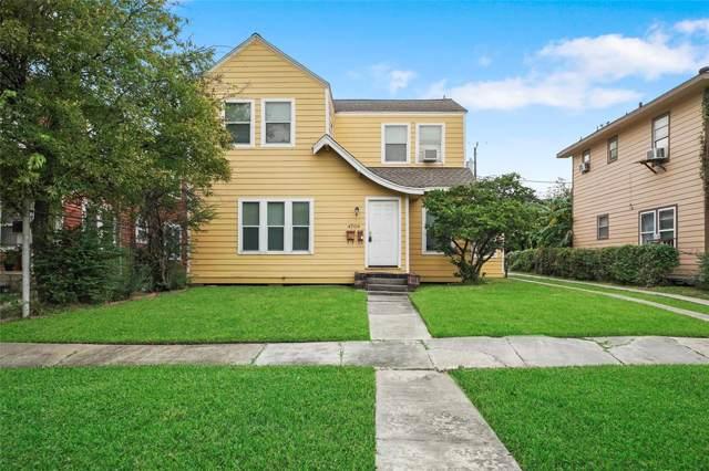 4709 Clay Street, Houston, TX 77023 (MLS #20682489) :: CORE Realty