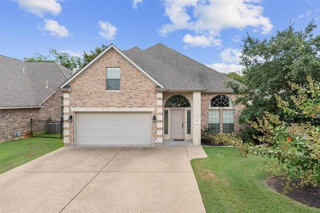 1734 Creekside Circle, College Station, TX 77845 (MLS #20690169) :: My BCS Home Real Estate Group