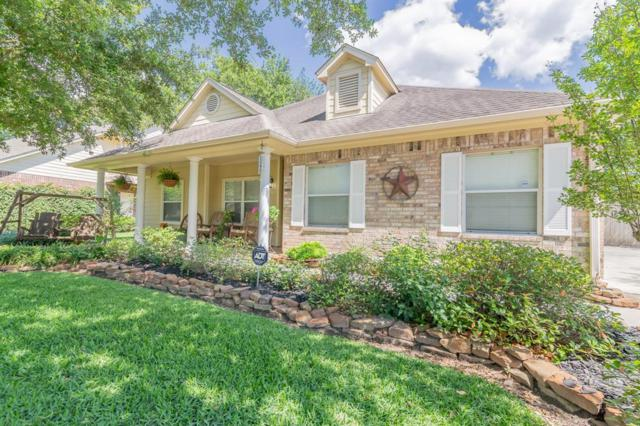 5401 Lakeshore Drive, Willis, TX 77318 (MLS #20695104) :: The Home Branch