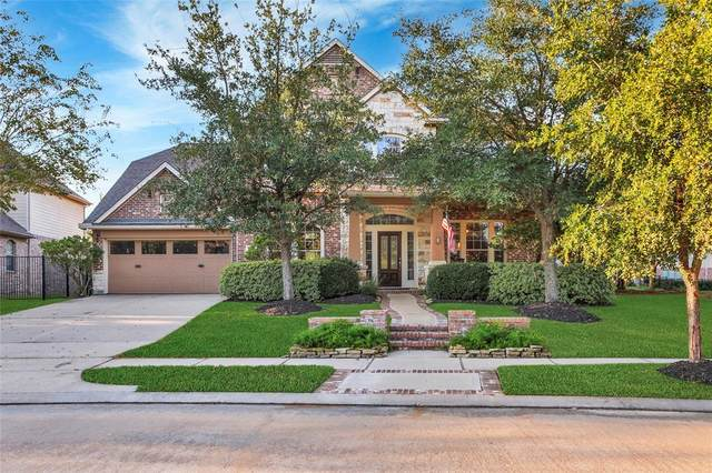 18219 S Austin Shore Drive, Cypress, TX 77433 (MLS #20712226) :: Guevara Backman