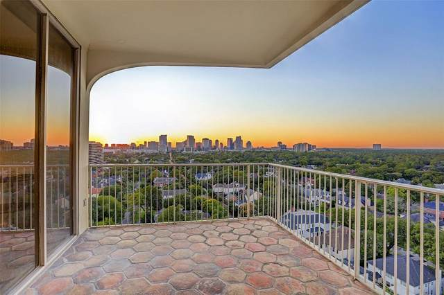 3711 San Felipe Street 13A, Houston, TX 77027 (MLS #20713114) :: Connell Team with Better Homes and Gardens, Gary Greene