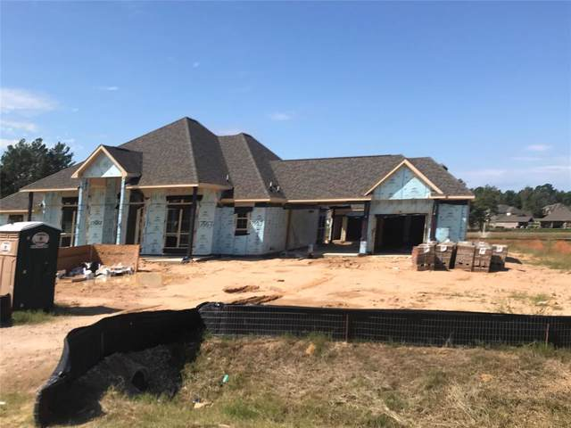 17557 Country Mile, Magnolia, TX 77355 (MLS #20730900) :: Texas Home Shop Realty