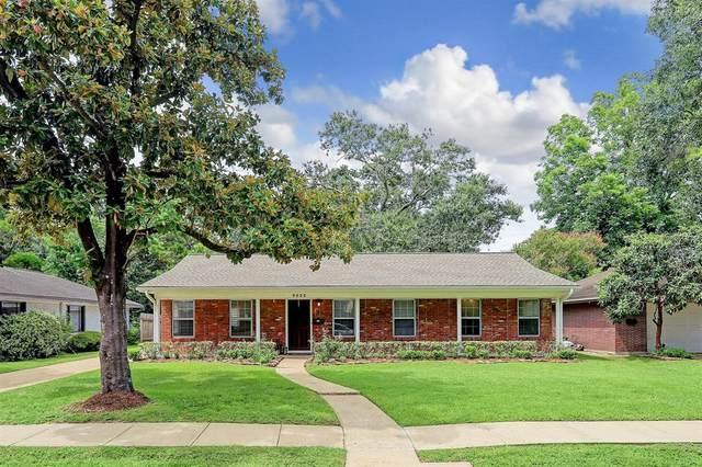 9822 Pine Lake Drive, Houston, TX 77055 (MLS #20734523) :: Michele Harmon Team