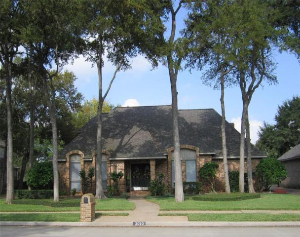 2010 Plantation Drive, Richmond, TX 77406 (MLS #20739908) :: Texas Home Shop Realty