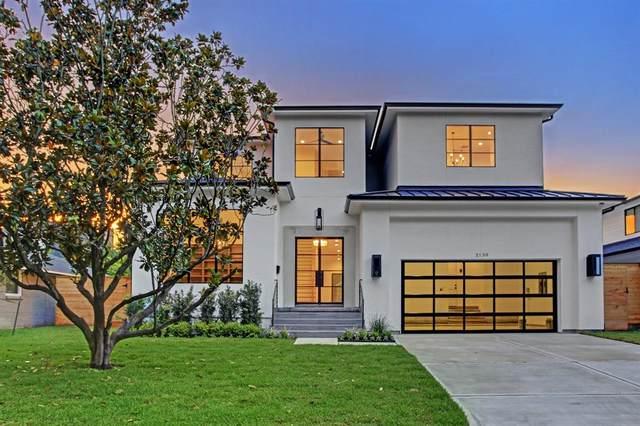 2130 Macarthur Street, Houston, TX 77030 (MLS #20743635) :: Texas Home Shop Realty