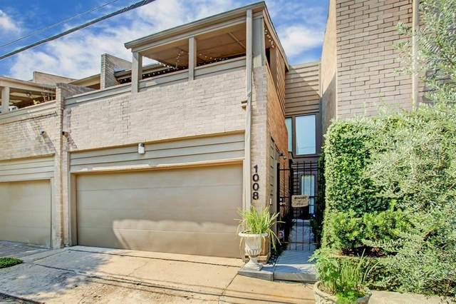 1008 Bartlett Street, Houston, TX 77006 (MLS #20753665) :: The Heyl Group at Keller Williams