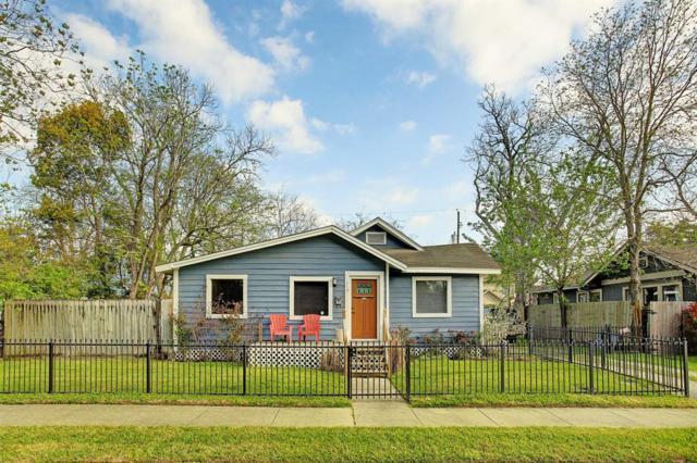 115 Munford Street, Houston, TX 77008 (MLS #20755950) :: Oscar Fine Properties