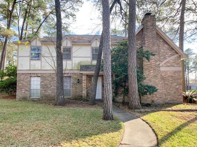 202 Castlewood Drive, Oak Ridge North, TX 77386 (MLS #20756802) :: Connell Team with Better Homes and Gardens, Gary Greene