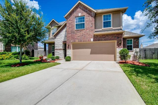 9980 Boulder Bend Lane, Brookshire, TX 77423 (MLS #20756864) :: The Heyl Group at Keller Williams