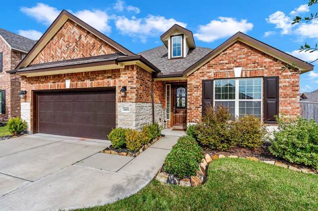 3601 Bartlett Way Drive, Pearland, TX 77581 (MLS #20757126) :: Guevara Backman