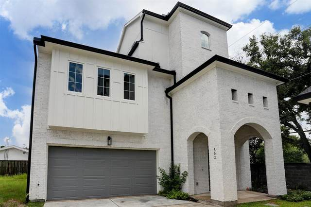 593 Wycliffe Drive, Houston, TX 77079 (MLS #20770653) :: My BCS Home Real Estate Group