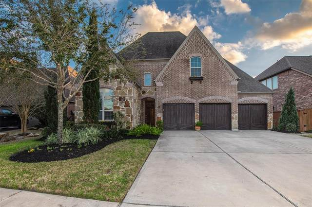 16811 Kilgarth Drive, Richmond, TX 77407 (MLS #20772490) :: The Jennifer Wauhob Team