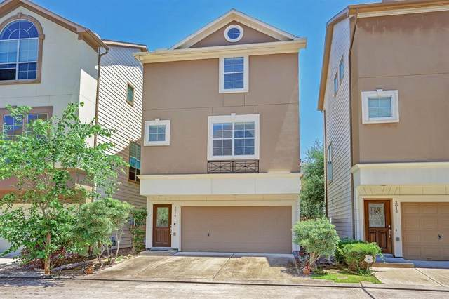3014 Clearview Circle, Houston, TX 77025 (MLS #20778339) :: The SOLD by George Team