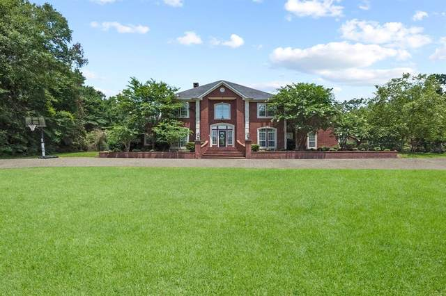 596 Caspers Cove Road, Lufkin, TX 75904 (MLS #20781750) :: The SOLD by George Team